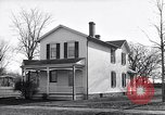 Image of Wright brother's house Greenfield Village, 1951, second 12 stock footage video 65675036840