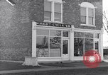 Image of Wright brother's cycle company Dayton Ohio USA, 1951, second 4 stock footage video 65675036841