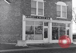 Image of Wright brother's cycle company Dayton Ohio USA, 1951, second 8 stock footage video 65675036841