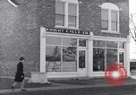 Image of Wright brother's cycle company Dayton Ohio USA, 1951, second 10 stock footage video 65675036841