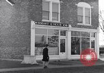 Image of Wright brother's cycle company Dayton Ohio USA, 1951, second 12 stock footage video 65675036841