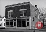 Image of Wright brother's cycle shop Dayton Ohio USA, 1951, second 7 stock footage video 65675036844