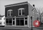 Image of Wright brother's cycle shop Dayton Ohio USA, 1951, second 8 stock footage video 65675036844