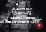 Image of Bay of Pigs invasion Bay of Pigs Cuba, 1961, second 7 stock footage video 65675036883