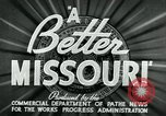Image of developments in Missouri Missouri United States USA, 1937, second 7 stock footage video 65675036887