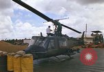 Image of United States Military post Vietnam, 1967, second 4 stock footage video 65675036897