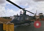 Image of United States Military post Vietnam, 1967, second 5 stock footage video 65675036897