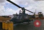 Image of United States Military post Vietnam, 1967, second 9 stock footage video 65675036897