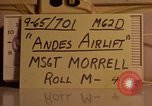 Image of Andes Airlift Chiloya Peru, 1966, second 5 stock footage video 65675036923