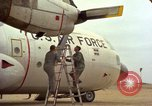Image of Andes Airlift of road construction equipments Chiloya Peru, 1966, second 12 stock footage video 65675036924