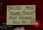 Image of Andes Airlift of construction equipment Chiloya Peru, 1966, second 3 stock footage video 65675036926