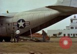 Image of Andes Airlift of construction equipment Chiloya Peru, 1966, second 6 stock footage video 65675036926