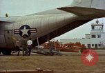 Image of Andes Airlift of construction equipment Chiloya Peru, 1966, second 7 stock footage video 65675036926