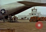 Image of Andes Airlift of construction equipment Chiloya Peru, 1966, second 9 stock footage video 65675036926
