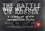 Image of World War II in Russia Russia, 1943, second 12 stock footage video 65675036935