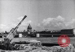 Image of World War 2 German siege of Leningrad Leningrad Russia Soviet Union, 1943, second 2 stock footage video 65675036938