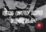Image of British surrender of Hong Kong to Japan Japan, 1941, second 10 stock footage video 65675036946