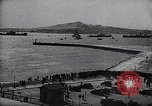 Image of Graf Shin Montevideo harbor Uruguay, 1939, second 5 stock footage video 65675036948