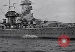 Image of Graf Shin Montevideo harbor Uruguay, 1939, second 12 stock footage video 65675036948