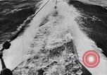 Image of U-boats cruise in North Sea Germany, 1939, second 8 stock footage video 65675036950