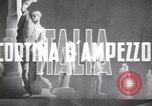 Image of skiing race Cortina D'Ampezzo Italy, 1939, second 3 stock footage video 65675036951