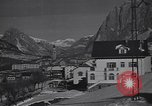Image of skiing race Cortina D'Ampezzo Italy, 1939, second 10 stock footage video 65675036951
