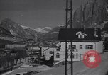 Image of skiing race Cortina D'Ampezzo Italy, 1939, second 11 stock footage video 65675036951