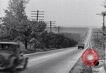 Image of early highways in America United States USA, 1932, second 7 stock footage video 65675036981