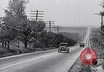 Image of early highways in America United States USA, 1932, second 8 stock footage video 65675036981