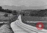 Image of early highways in America United States USA, 1932, second 9 stock footage video 65675036981