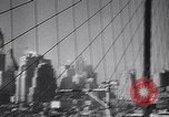 Image of British Ministry of War Transport New York City USA, 1944, second 7 stock footage video 65675036986