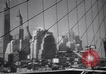 Image of British Ministry of War Transport New York City USA, 1944, second 8 stock footage video 65675036986