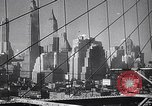 Image of British Ministry of War Transport New York City USA, 1944, second 9 stock footage video 65675036986
