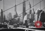Image of British Ministry of War Transport New York City USA, 1944, second 11 stock footage video 65675036986