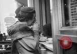 Image of Eating and cooking at Diners United States USA, 1939, second 5 stock footage video 65675036992