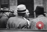 Image of traffic jam and pedestrians New York City USA, 1939, second 7 stock footage video 65675036993