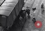 Image of loading a railway rolling stock United Kingdom, 1943, second 5 stock footage video 65675036995