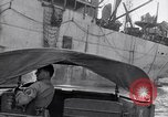 Image of DUKW amphibious vehicle Salerno Italy, 1943, second 2 stock footage video 65675036996