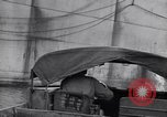 Image of DUKW amphibious vehicle Salerno Italy, 1943, second 7 stock footage video 65675036996