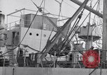 Image of DUKW amphibious vehicle Salerno Italy, 1943, second 8 stock footage video 65675036996