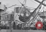 Image of DUKW amphibious vehicle Salerno Italy, 1943, second 9 stock footage video 65675036996
