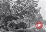 Image of 8 inch Howitzer fired Naples Italy, 1943, second 1 stock footage video 65675037002