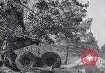 Image of 8 inch Howitzer fired Naples Italy, 1943, second 4 stock footage video 65675037002