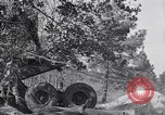 Image of 8 inch Howitzer fired Naples Italy, 1943, second 5 stock footage video 65675037002