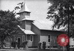 Image of negro church Darien Georgia USA, 1939, second 1 stock footage video 65675037008