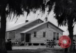 Image of negro school Darien Georgia USA, 1939, second 5 stock footage video 65675037009