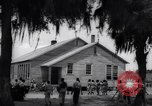 Image of negro school Darien Georgia USA, 1939, second 9 stock footage video 65675037009