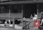 Image of County Health Clinic Darien Georgia USA, 1939, second 2 stock footage video 65675037015