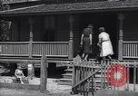 Image of County Health Clinic Darien Georgia USA, 1939, second 8 stock footage video 65675037015
