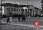 Image of Tuskegee Institute Tuskegee Alabama USA, 1939, second 8 stock footage video 65675037025